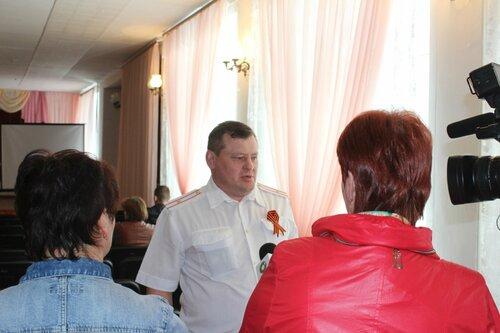 встреча с ГИБДД Куйбышева