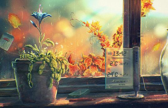 Amazing Digital Illustrations by Sylar113