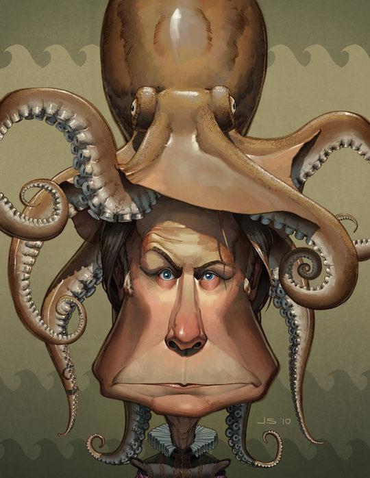 Digital Concept Art by John Staub (15 pics)