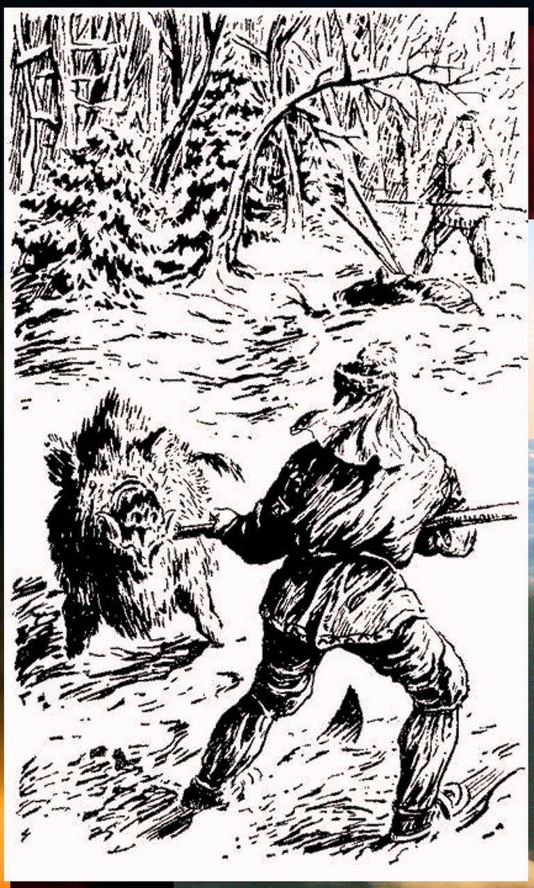 Иллюстрация к книге В.К.Арсеньева Дерсу Узала (29).jpg