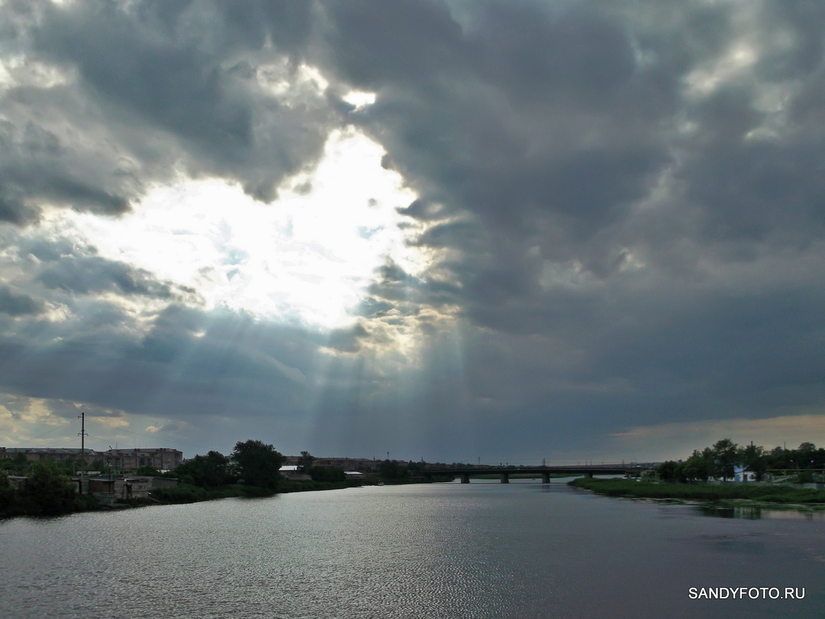 Небо над Троицком. Часть вторая [11  фото]