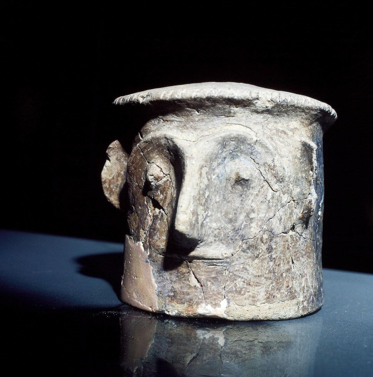 Троя II. 2500-2300 г. до н.э.