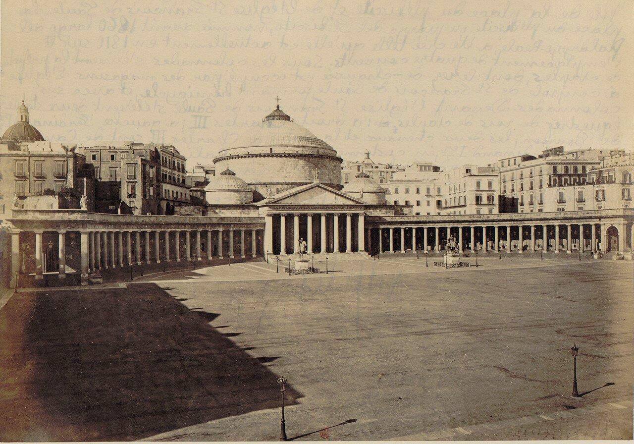 07. Базилика святого Франциска из Паолы на площади Плебисцита