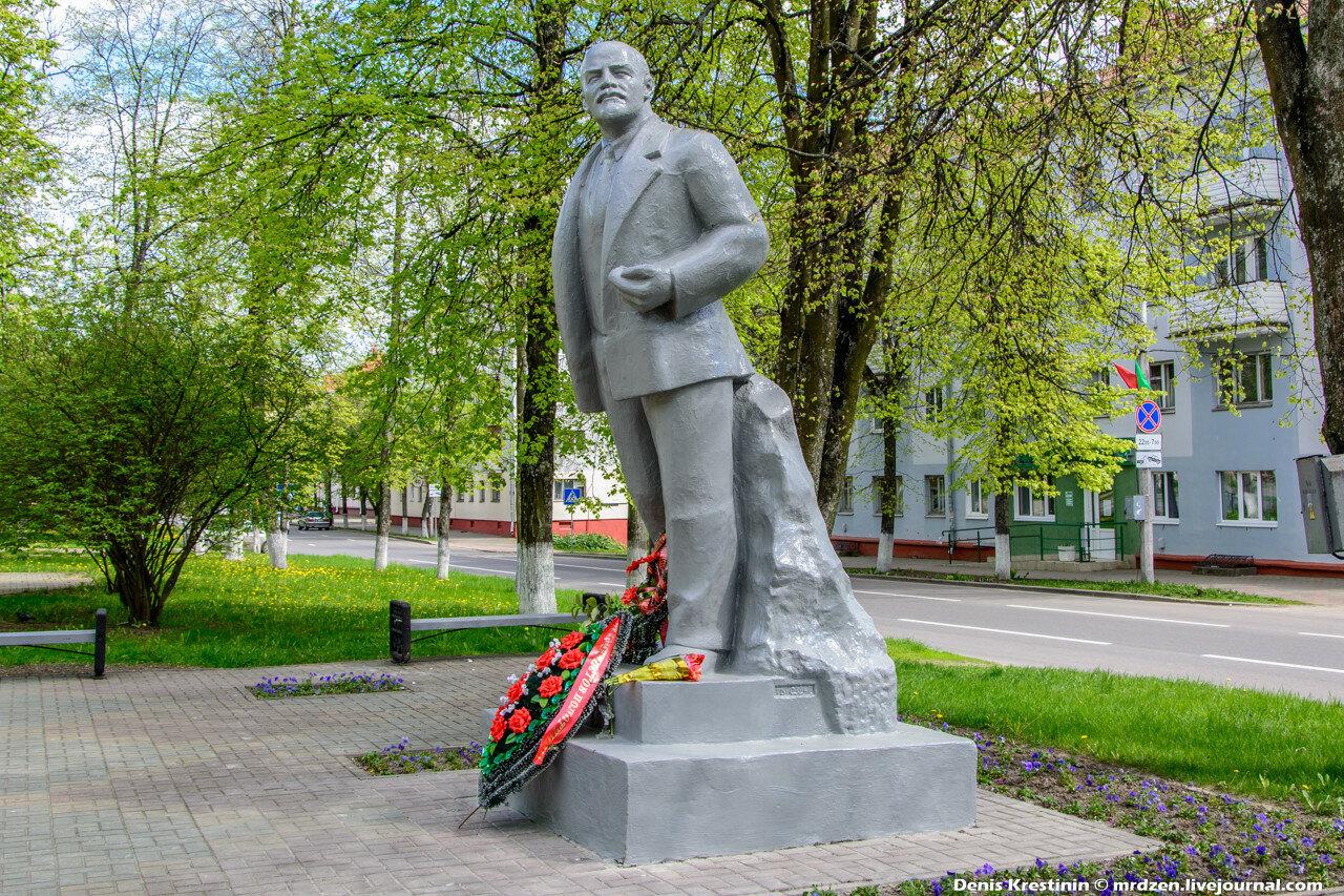 Полоцк. Ленин