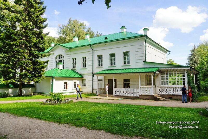 Музей-усадьба Льва Толстого Ясная Поляна