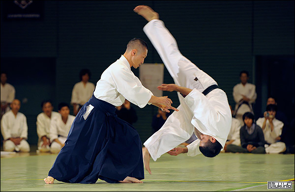 Айкидо - японское боевое искусство и спорт