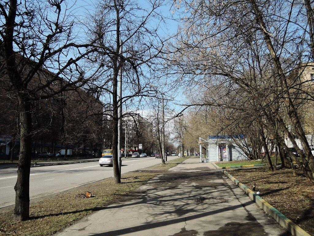 9-я Парковая улица