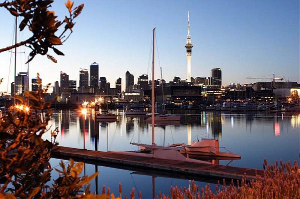 Окленд / Auckland