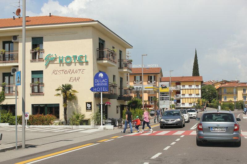 Giò Hotel, Bardolino, Верона, Италия