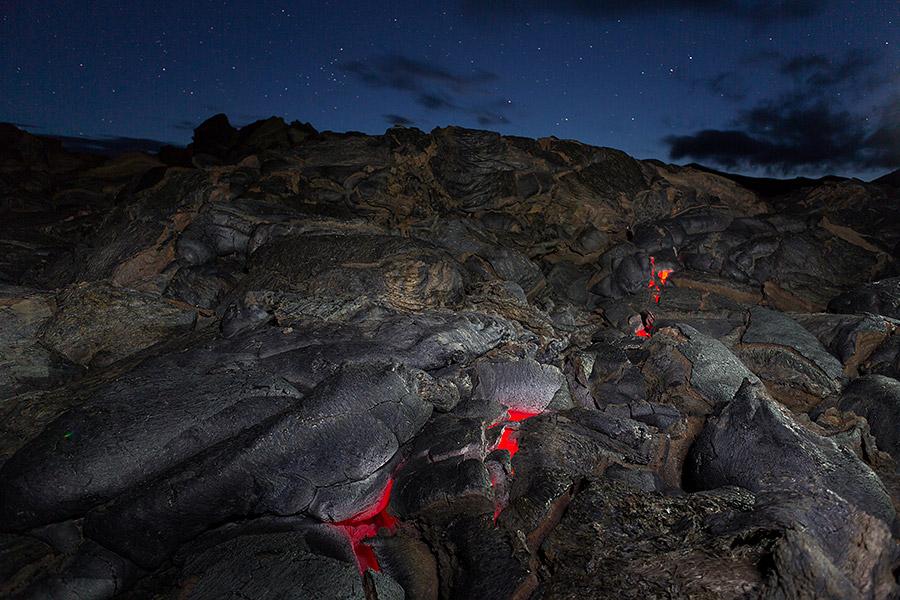 """8. «Спустя год после завершения этого выдающегося извержения, которому присвоили имя """"Трещинное"""