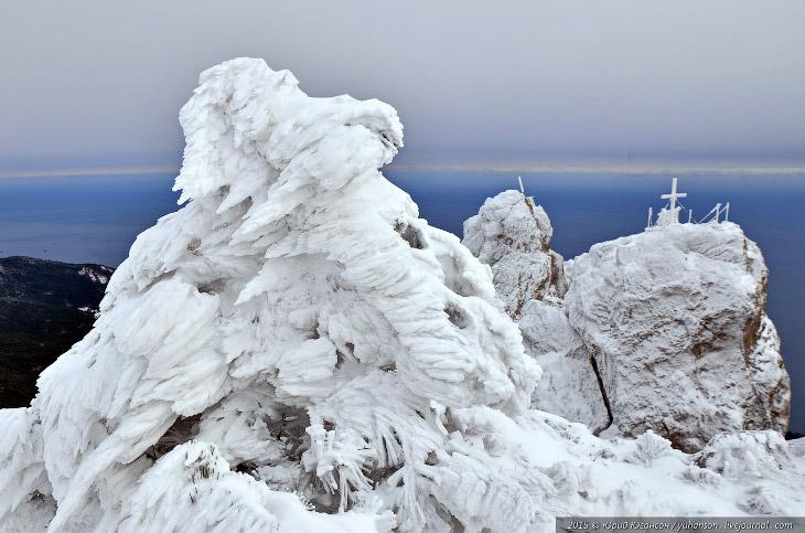 Фотографии и текст Юрия Югансона   1. Путь к вершине: