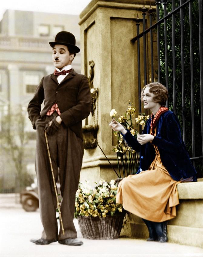 Редкие снимки Чарли Чаплина (14 фото)