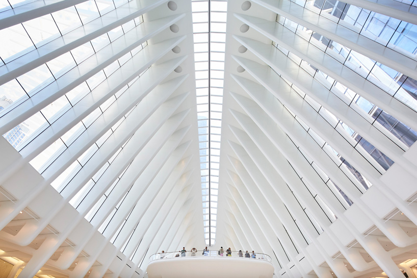 Новый транспортный хаб в Нью-Йорке