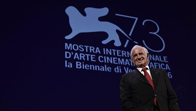 Бельмондо получил «Золотого льва» Венецианского кинофестиваля