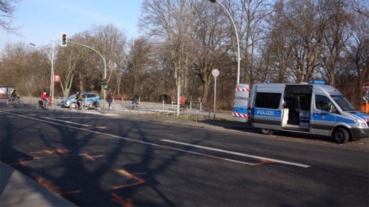 Работники германской милиции обнаружили взрывчатку вквартире предполагаемого террориста вХемнице