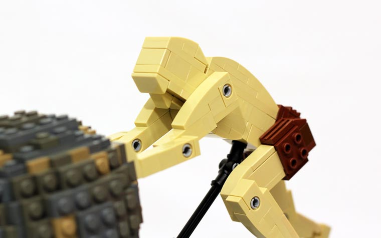 The Myth of Sisyphus - An amazing kinetic sculpture made entirely of LEGO