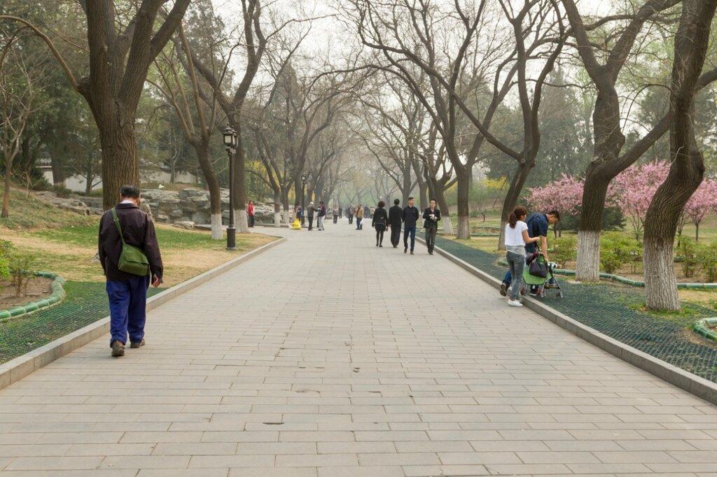 Парк Бэйхай, Пекин