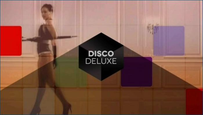 Disco Deluxe 2K15 (2014-2016) Mashup Videomix [2015 ã , Disco, Pop