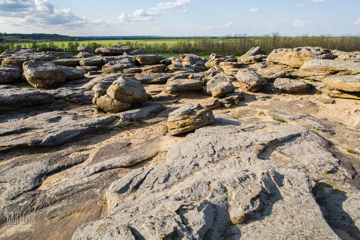 Каменные могилы, Мелитопольский район