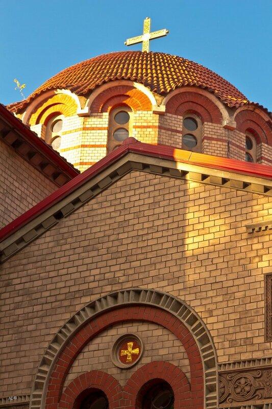 Храм иконы Божией Матери «Знамение» в Кунцеве