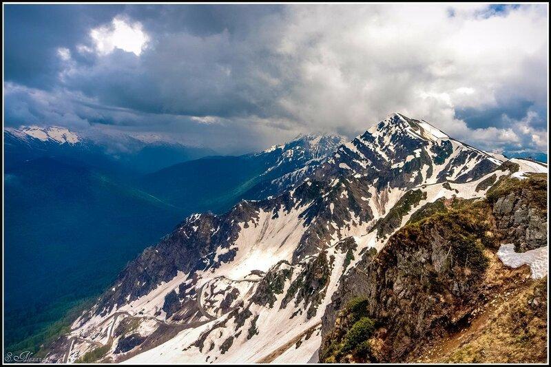 Красота горной Кубани и Адыгеи