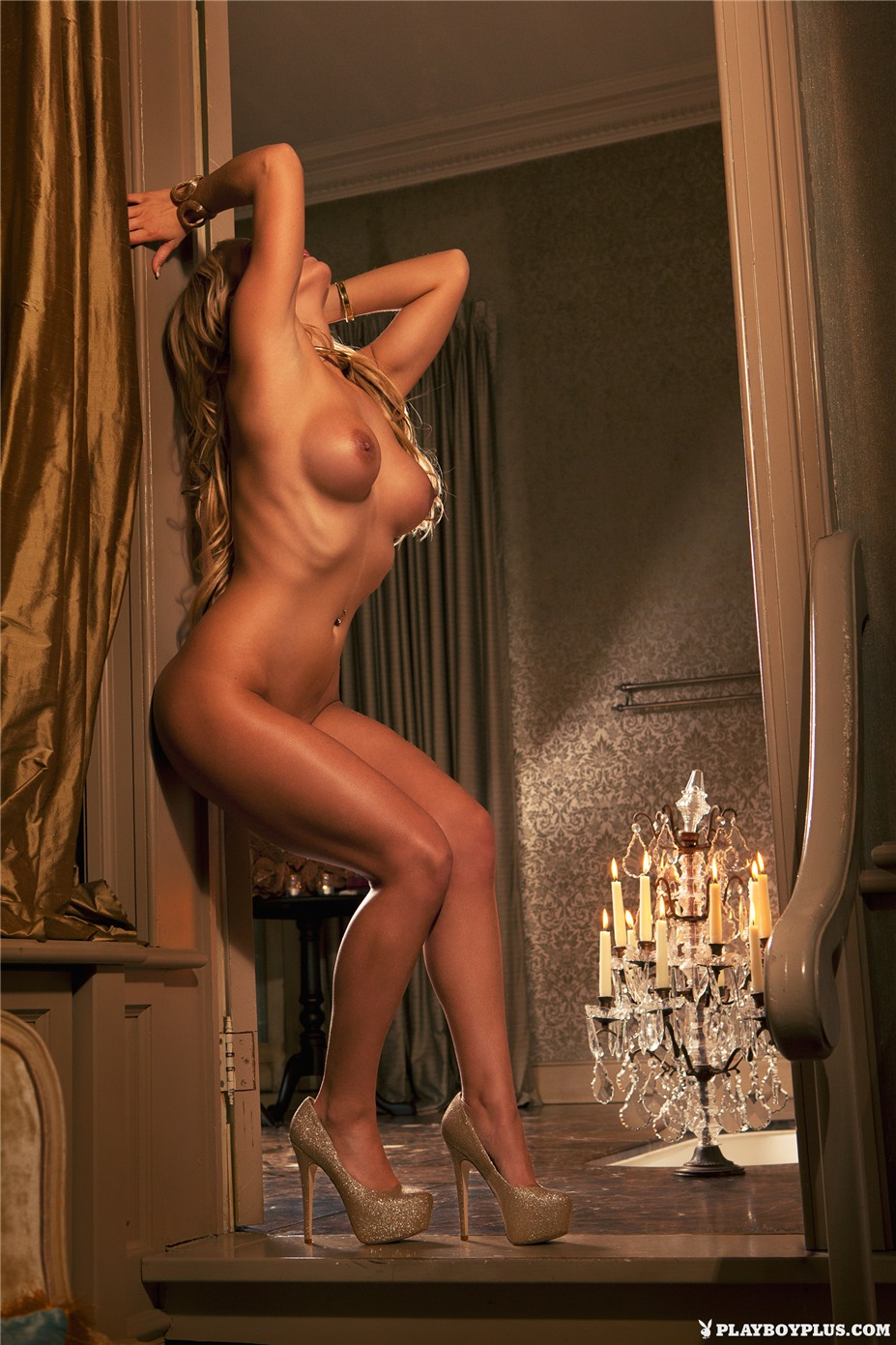 Joy van Velsen - Miss February 2013 Playboy Netherlands
