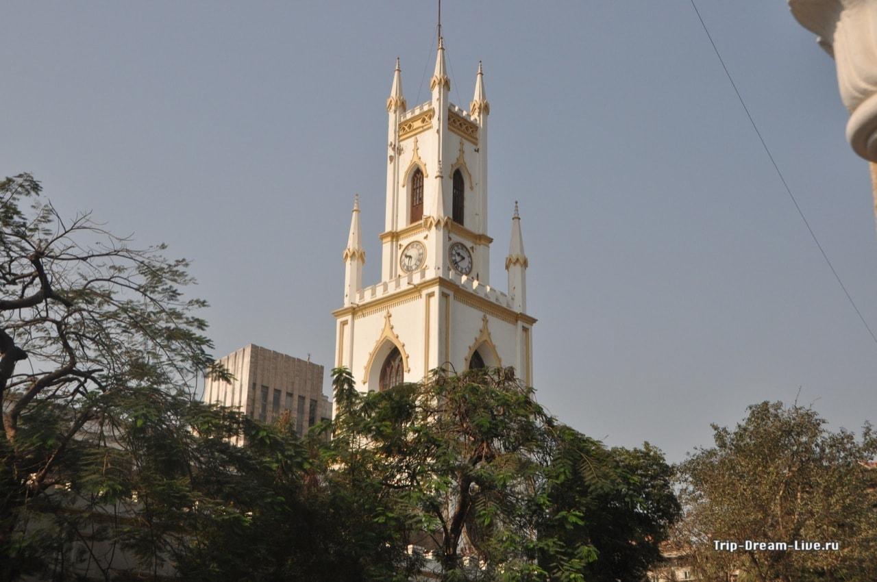 Собор Святого Томаса (St Thomas' Cathedral)