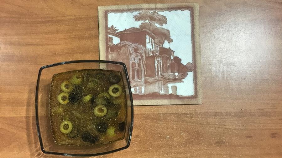 Солянка с грибами постная