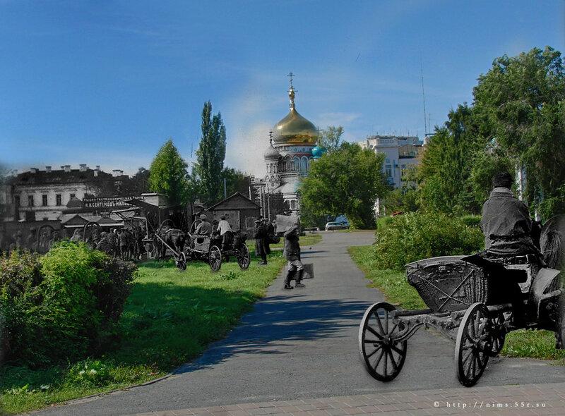 Вид на Кафедральный собор с Базарной улицы.jpg