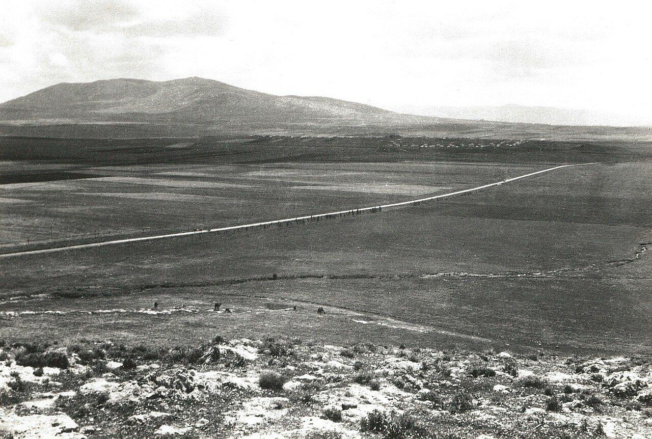 Галилея. Вид Изреельской долины