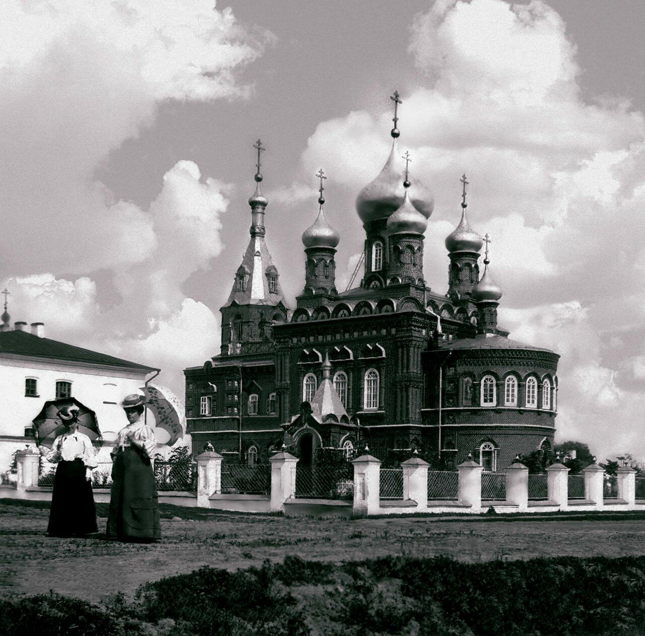 Тюремная церковь Александра Невского