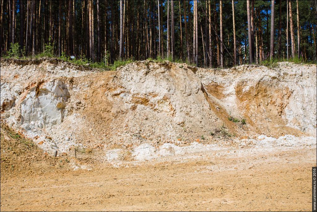 Березовский рудник карьер Второ-Павловский участок