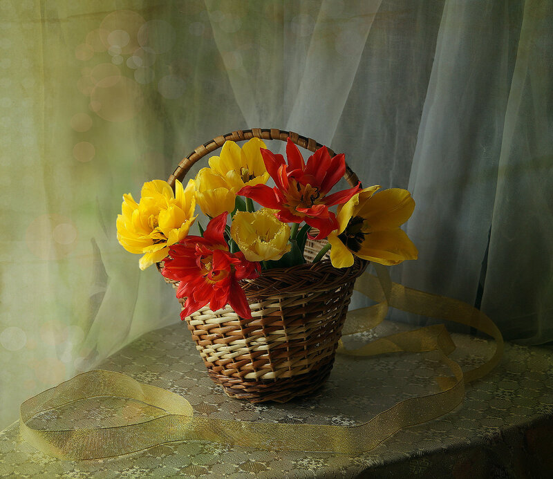Тюльпановое настроение