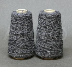 New Mill GALLES серый с черными и белыми крапушками