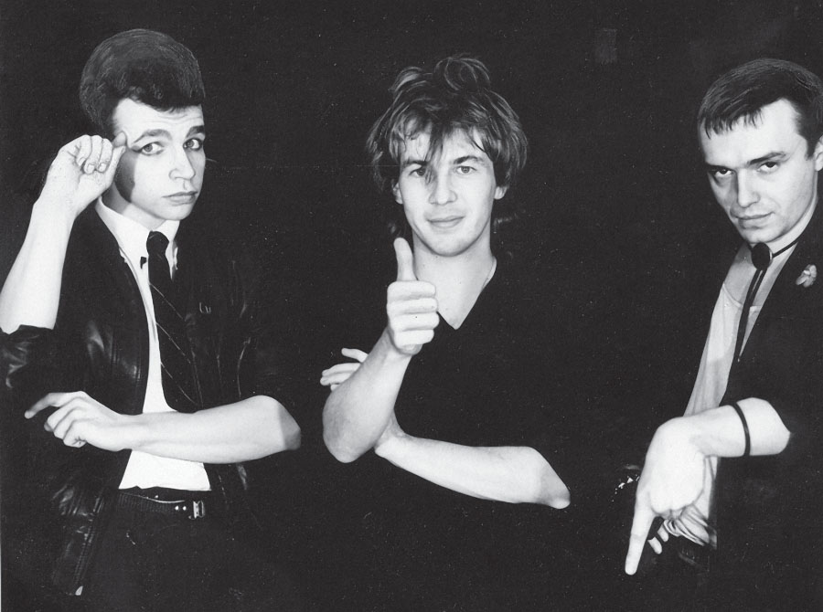 Легенды русского рока конца 80-х тогда и сейчас