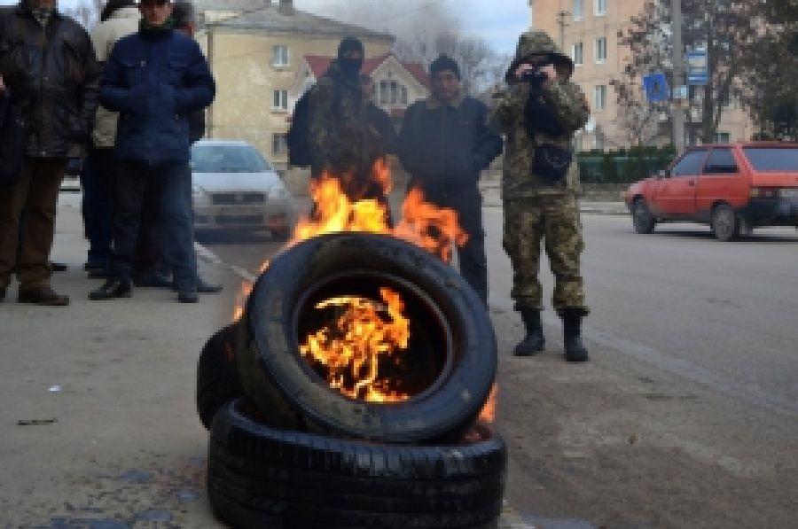 Борьба с чиновничьим произволом на Тернопольщине