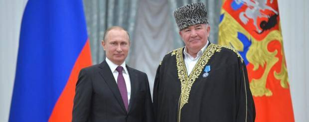 Старый, добрый, кремлевский изверг: Для чего Путину отрезанные клиторы россиянок - журналист