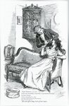 """Хью Томсон, иллюстрации к роману """"Чувство и чувствительность"""""""