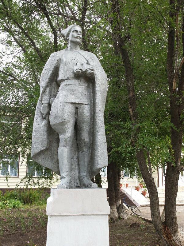 Хворостянский, Безенчукский районы 015.JPG