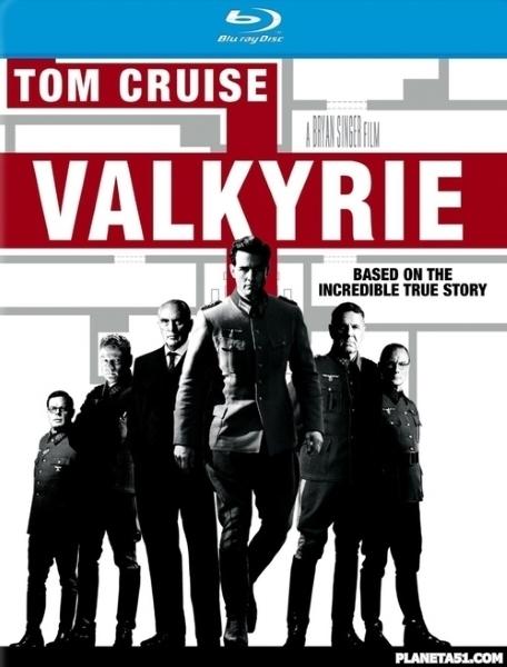 Операция «Валькирия» / Valkyrie (2008/HDRip/BDRip)