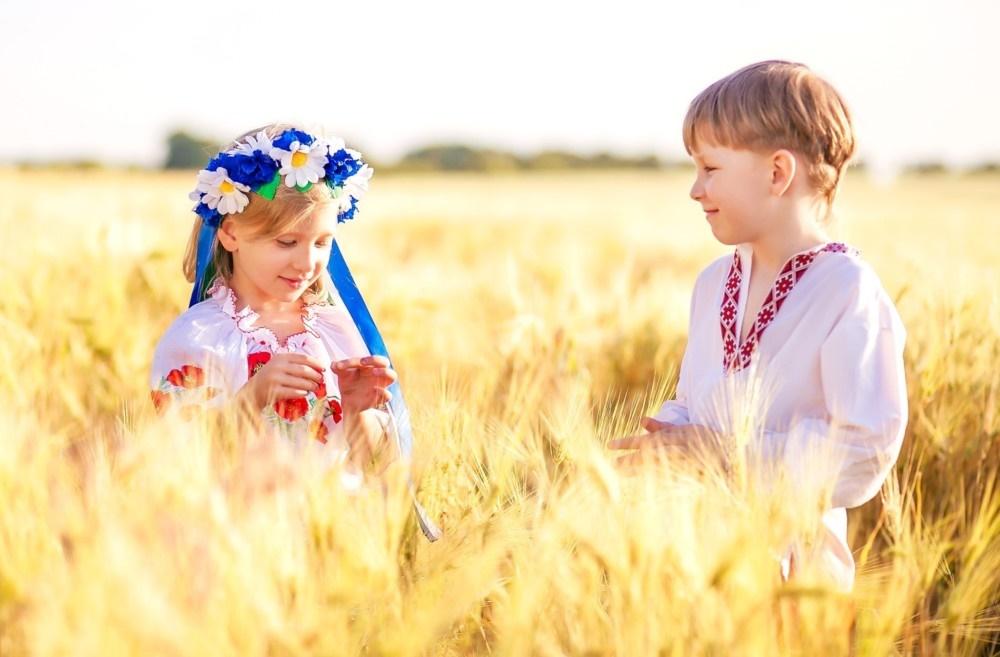 Пять самобытных украинских народов