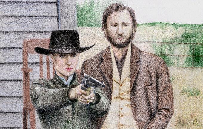 «Джейн берёт ружьё»: отважная Портман за мужскими спинами (рецензия)