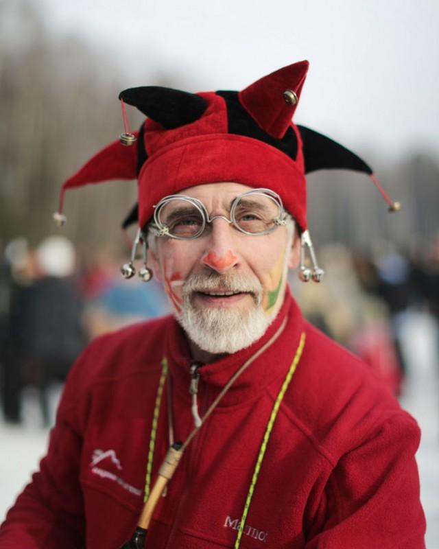 «Бакшевская масляница» на секретной поляне в Подмосковье