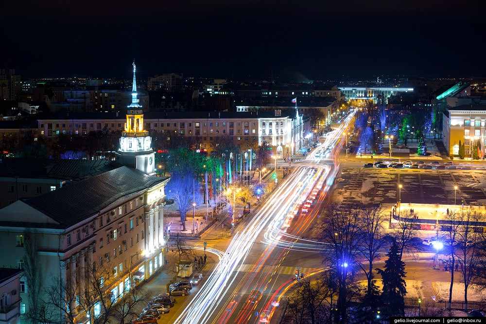 Плехановская улица.