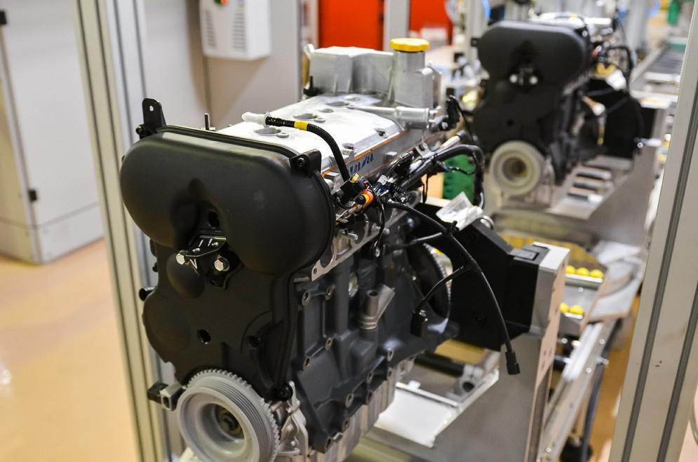 Экология На старте производства экологический класс нового мотора – Евро 5. Однако уже сейчас ведутс
