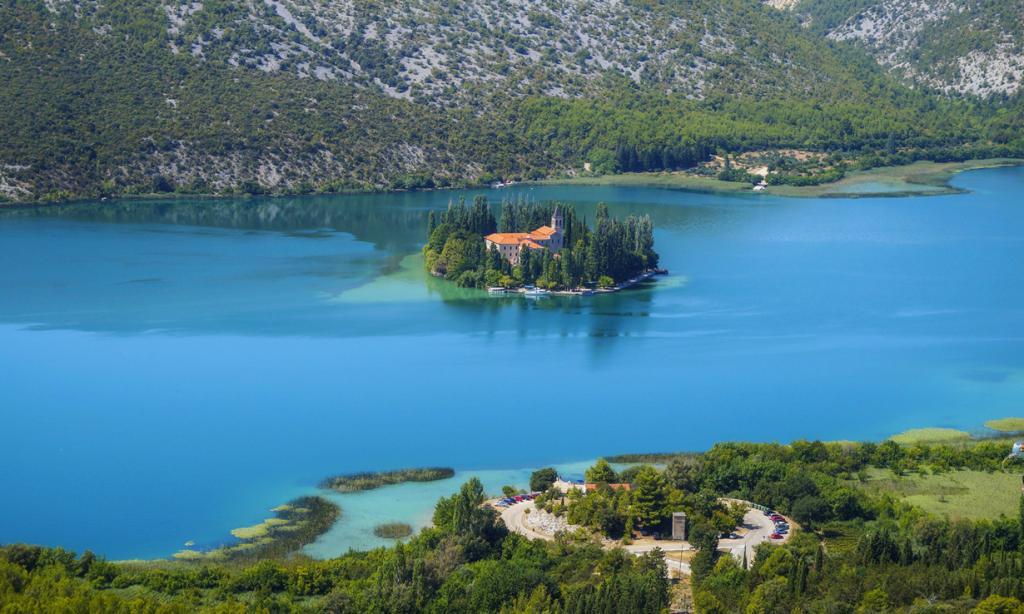 Marz88/ CC BY-NC-SA 2.0 4. ОстровПонтикониси,Керкира, Греция На острове расположен монастырь В