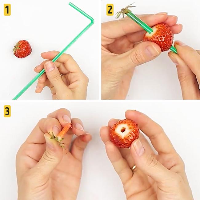 Вот как чистят фрукты люди, которым нетерпится ихсъесть (8 фото)