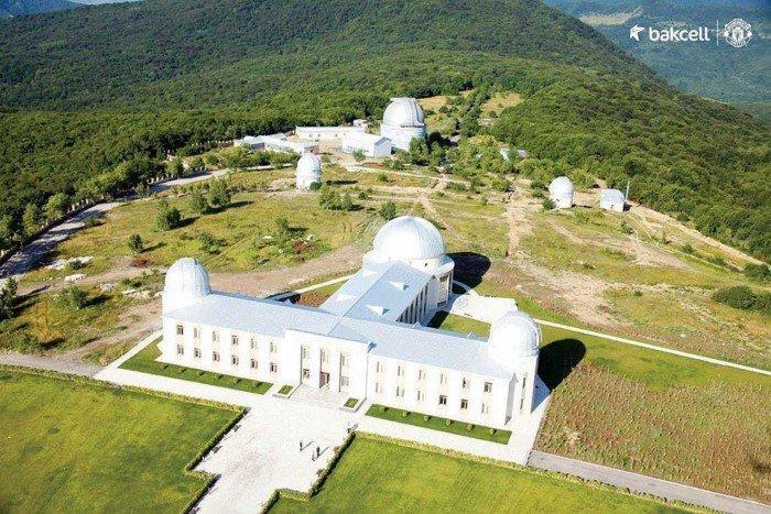 18. Шемахинская астрофизическая обсерватория