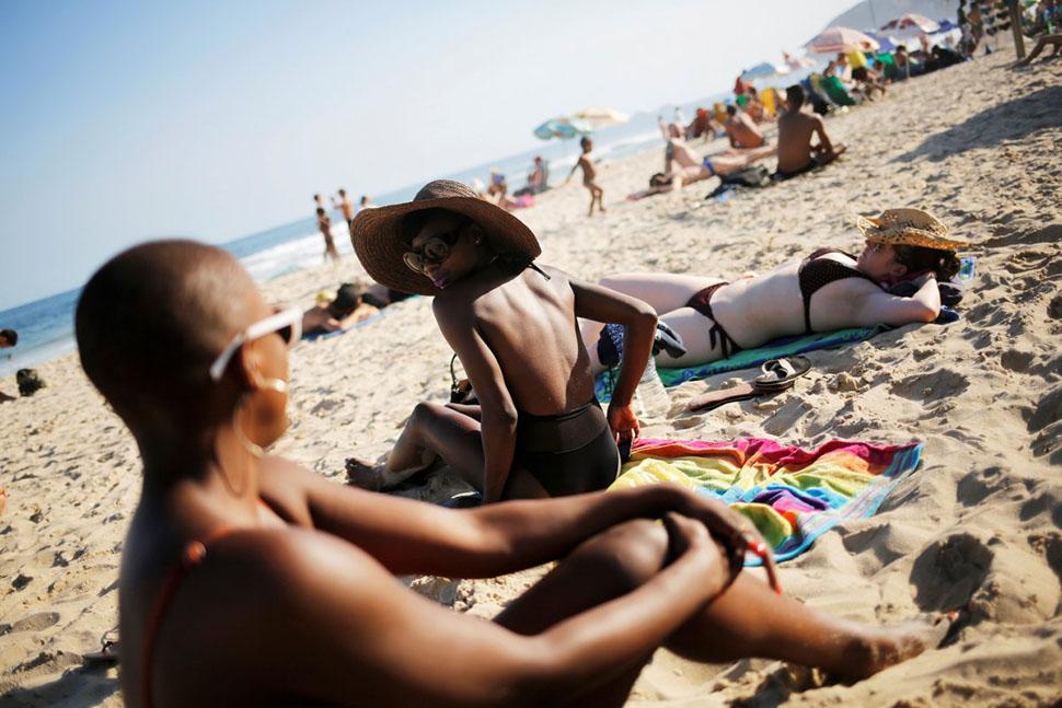 Легендарный пляж Ипанема считается одним из лучших городских пляжей в мире.