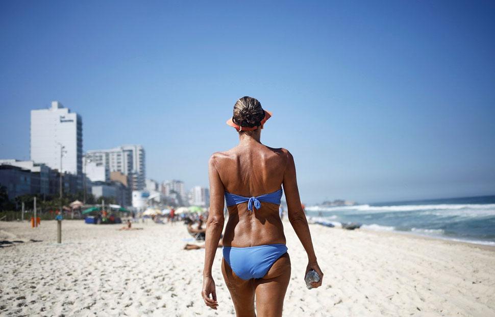 Известная джазовая композиция The Girl from Ipanema была написана в честь девушки с этого пляжа.